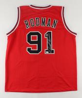 Dennis Rodman Signed Jersey (JSA COA & Fiterman Hologram) at PristineAuction.com