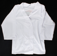 """Ralph Macchio Signed Karate Robe Inscribed """"Wax On"""" (JSA COA) at PristineAuction.com"""