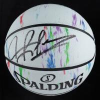 Dennis Rodman Signed NBA Marble Series Basketball (JSA COA & Fiterman Sports Hologram) at PristineAuction.com