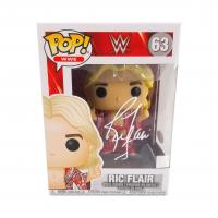 Ric Flair Signed WWE #63 Funko Pop! Vinyl Figurine (JSA COA) at PristineAuction.com