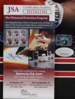 Mike Tyson Signed 22x26 Custom Framed Photo (JSA COA & Fiterman Sports Hologram) at PristineAuction.com