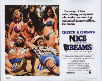 "Cheech Marin & Tommy Chong Signed ""Nice Dreams"" 8x10 Photo (JSA Hologram) at PristineAuction.com"