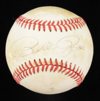Pete Rose Signed ONL Baseball (Beckett COA) at PristineAuction.com