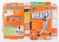 Albert Pujols Signed Original Wheaties Cereal Box (JSA COA) at PristineAuction.com