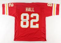Dante Hall Signed Jersey (PSA Hologram) at PristineAuction.com