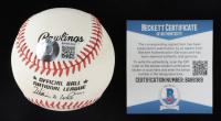 Billy Herman Signed ONL Baseball (Beckett COA) at PristineAuction.com