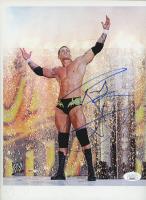 Randy Orton Signed WWE 8x10 Photo (JSA Hologram) at PristineAuction.com
