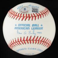 "Carl Yastrzemski Signed OAL Baseball Inscribed ""HOF 89"" (Beckett COA) (See Description) at PristineAuction.com"