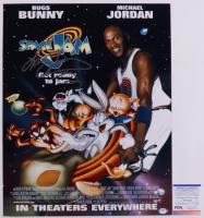 "Larry Johnson Signed ""Space Jam"" 16x20 Photo (PSA COA) at PristineAuction.com"