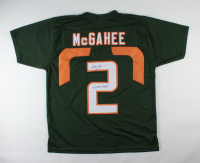"""Willis McGahee Signed Jersey Inscribed """"01 Natl Champs!"""" (JSA COA) at PristineAuction.com"""