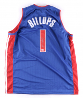 Chauncey Billups Signed Jersey (JSA Hologram) at PristineAuction.com