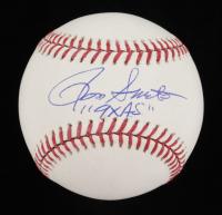 "Ron Santo Signed OML Baseball Inscribed ""9x AS"" (JSA COA) at PristineAuction.com"