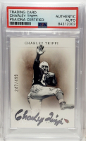 Charley Trippi Signed 2011 Prime Signatures #30 #247/499 (PSA Encapsulated) at PristineAuction.com