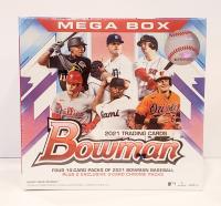 2021 Bowman Trading Card Mega Box Baseball at PristineAuction.com