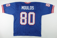 Eric Moulds Signed Jersey (Beckett COA) (See Description) at PristineAuction.com