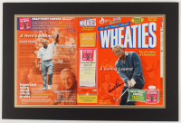 Arnold Palmer Signed 16x24 Custom Matted Wheaties Box Display (JSA COA) at PristineAuction.com
