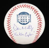 "Don Mattingly Signed OML Baseball Inscribed ""Yankee Captain"" (Beckett COA) at PristineAuction.com"