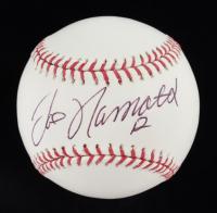 Joe Namath Signed OML Baseball (JSA COA) at PristineAuction.com
