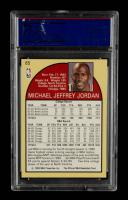 Michael Jordan 1990-91 Hoops #65 (PSA 10) at PristineAuction.com