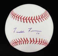 Freddie Freeman Signed OML Baseball (JSA COA) at PristineAuction.com