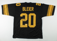 """Rocky Bleier Signed Jersey Inscribed """"4x SB Champ"""" (Beckett COA) at PristineAuction.com"""