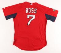 """Cody Ross Signed Game-Used Red Sox Jersey Inscribed """"Game Used"""" (Beckett Hologram) at PristineAuction.com"""
