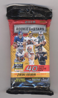 2018 Panini Rookies & Stars Cello Jumbo Fat Pack with (40) Cards at PristineAuction.com