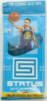 2018-19 Panini Status Basketball Value Pack with (15) Cards at PristineAuction.com