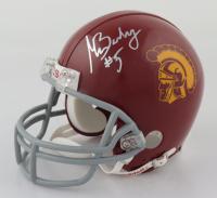 Matt Barkley Signed USC Trojans Mini Helmet (JSA Hologram) at PristineAuction.com