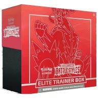 Pokemon Sword & Shield Battle Styles Elite Trainer Box at PristineAuction.com