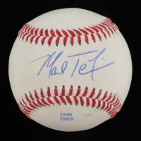 Mark Teixeira Signed OL Baseball (Beckett COA) at PristineAuction.com
