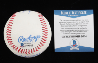 Edgar Martinez Signed OL Baseball (Beckett COA) at PristineAuction.com