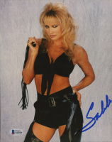 Sable Signed WWE 8x10 Photo  (Beckett COA) at PristineAuction.com