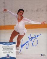 Nancy Kerrigan Signed 8x10 Photo (Beckett COA) at PristineAuction.com