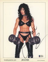 Chyna Signed WWE 8x10 Photo (Beckett COA) at PristineAuction.com