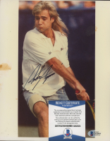 Andre Agassi Signed 8x10 Photo (Beckett COA) at PristineAuction.com