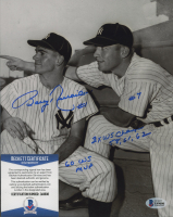 """Bobby Richardson Signed Yankees Inscribed 8x10 Photo """"3x WS Champ 58, 61, 62"""" & """"60 WS Champ"""" (Beckett COA) at PristineAuction.com"""