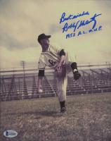 "Bobby Shantz Signed Athletics 8x10 Photo Inscribed ""Best Wishes"" & ""1952 A.L. M.V.P."" (Beckett COA) at PristineAuction.com"