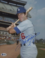 Steve Garvey Signed Dodgers 8x10 Photo (Beckett COA) at PristineAuction.com