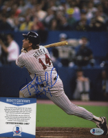 Kent Hrbek Signed Twins 8x10 Photo (Beckett COA) at PristineAuction.com