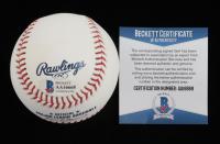 Chris Carpenter Signed OML Baseball (Beckett COA) at PristineAuction.com
