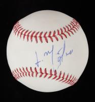 Jorge Mateo Signed OML Baseball (Beckett COA) (See Description) at PristineAuction.com