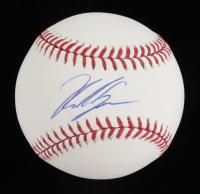 Mike Mussina Signed OML Baseball (Beckett COA) at PristineAuction.com