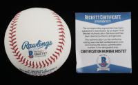 Nolan Gorman Signed OML Baseball (Beckett COA) at PristineAuction.com