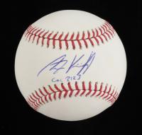 Alex Kirilloff Signed OML Baseball (JSA COA) at PristineAuction.com