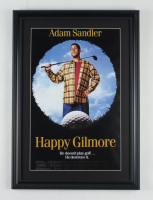 """""""Happy Gilmore"""" 15x21 Custom Framed Movie Poster Display at PristineAuction.com"""