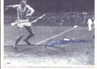 Bob Mathias Signed Team USA 8x10 Photo (JSA COA) at PristineAuction.com
