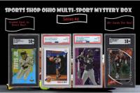 SportsShopOhio Multi-Sport Mystery Box Series 4 at PristineAuction.com