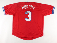 Dale Murphy Signed Jersey (JSA COA) at PristineAuction.com