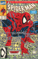 """Todd McFarlane Signed 1990 """"Spider-Man"""" Issue #1 Marvel Comic Book (JSA COA) at PristineAuction.com"""